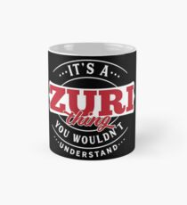 It's a ZURI Thing You Wouldn't Understand T-Shirt & Merchandise Classic Mug