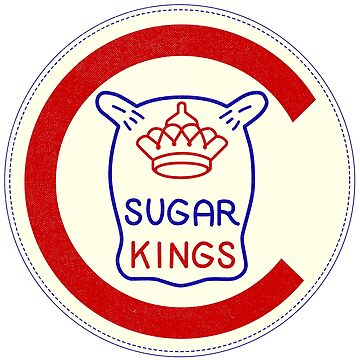 DEFUNCT - Havana Sugar Kings Baseball by localzonly