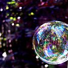 Confetti Bubble by funkyfacestudio