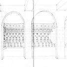 Palais Royale Arcade-Skizze von acceberwokfel
