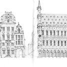 Brüssel-Skizze von acceberwokfel
