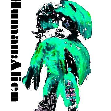 Chynadoll Aqua by humanalien