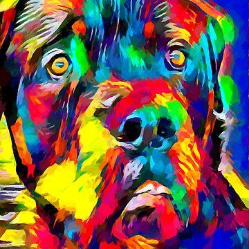 Rottweiler 2 by ChrisButler