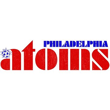 DEFUNCT - Philadelphia Atoms Soccer by localzonly