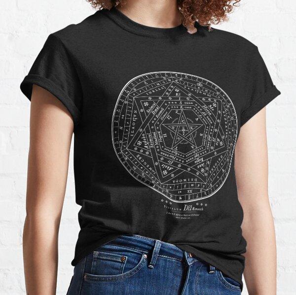 Sigillum Dei Aemeth Occult Pagan Sigil Classic T-Shirt
