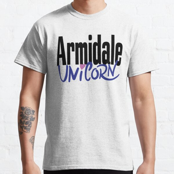 Armidale Unicorn New South Wales Australia Raised Me Classic T-Shirt