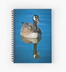 Honk Spiral Notebook