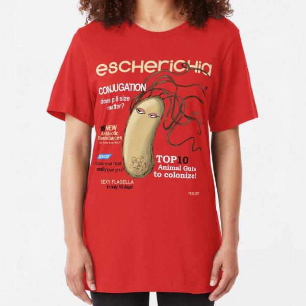Simply escherichia Slim Fit T-Shirt