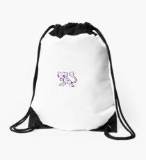 Mew Sprite Drawstring Bag