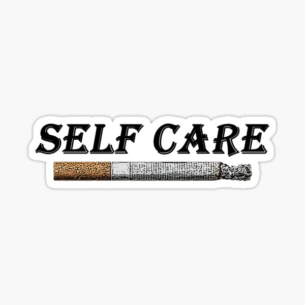 Mac Miller - Self Care Sticker