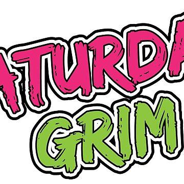 Saturday Grim (logo) by SaturdayGrim