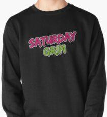 Saturday Grim (logo) Pullover