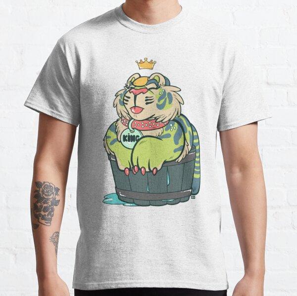 King Tiger (green) Classic T-Shirt