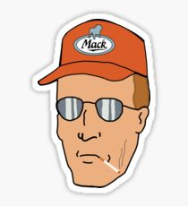 Dale Gribble Sticker