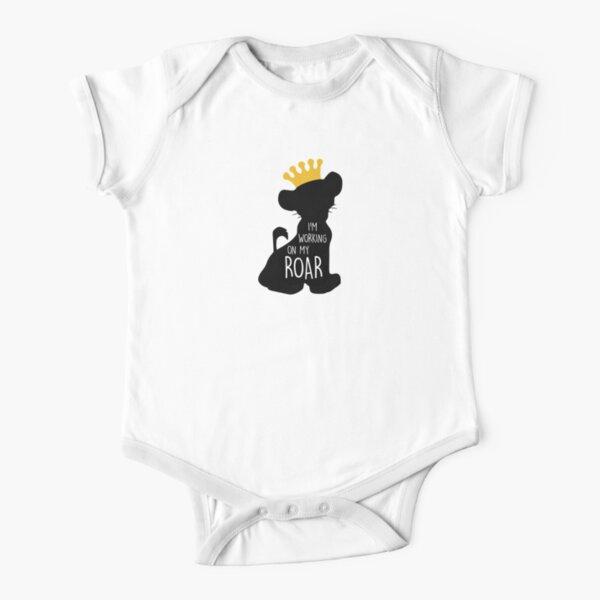Baby Boy Girl Short Sleeve Jersey Bodysuit Mountain Bike Circle Icon Toddler Clothes