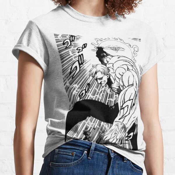 El pecado del orgullo del león, Escanor Camiseta clásica
