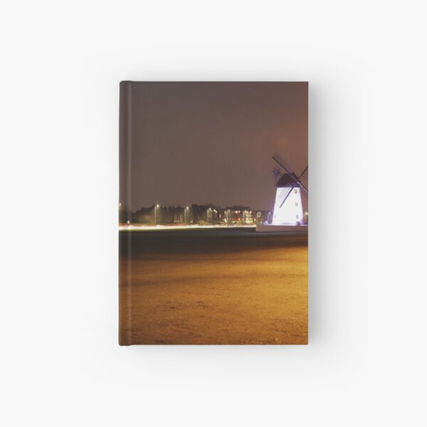 LIGHTHOUSE GREEN Hardcover Journal