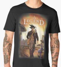Goku is Legend Men's Premium T-Shirt