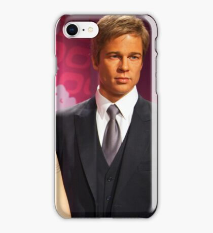 Brad Pitt iPhone Case/Skin