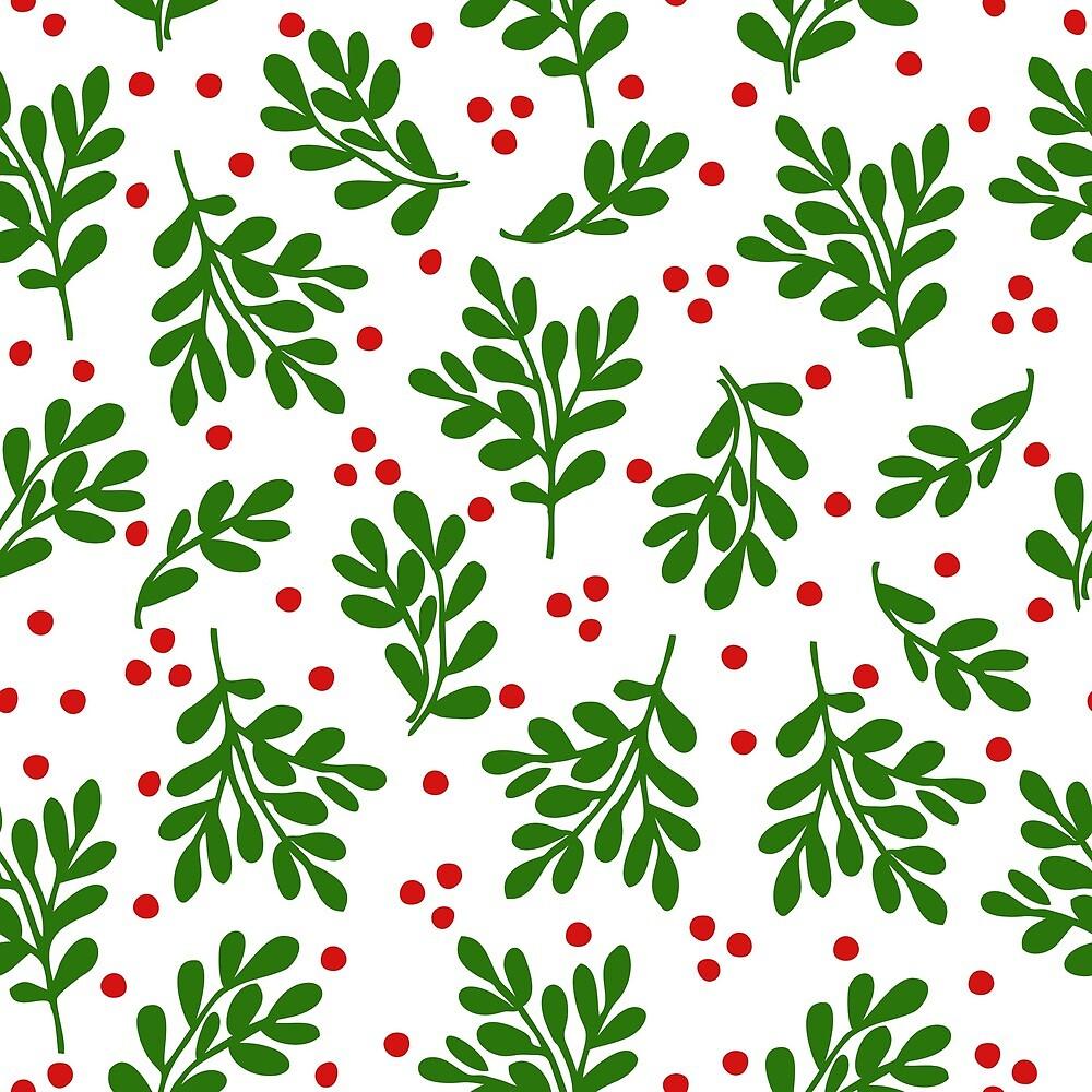 «Colores rojos y verdes para dias festivos» de alquimista