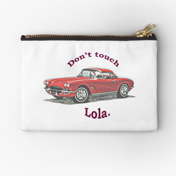 No toques a Lola. Bolsos de mano