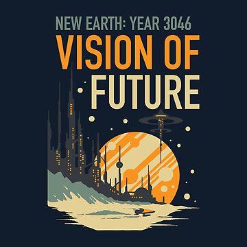Vision of Future by Stevenmono