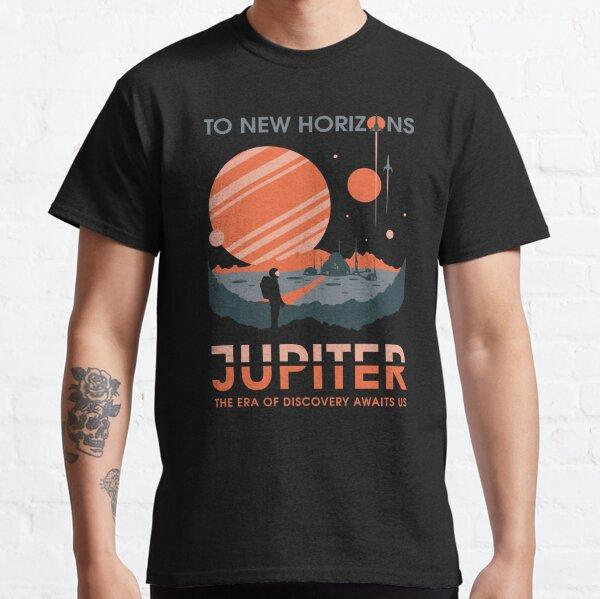 To New Horizons Classic T-Shirt