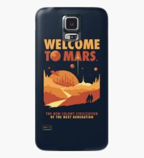 Welcome to Mars Case/Skin for Samsung Galaxy