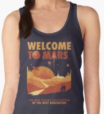 Welcome to Mars Women's Tank Top