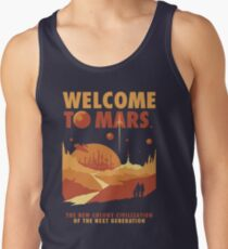Welcome to Mars Tank Top