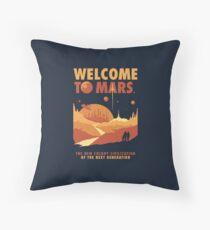 Willkommen auf dem Mars Bodenkissen