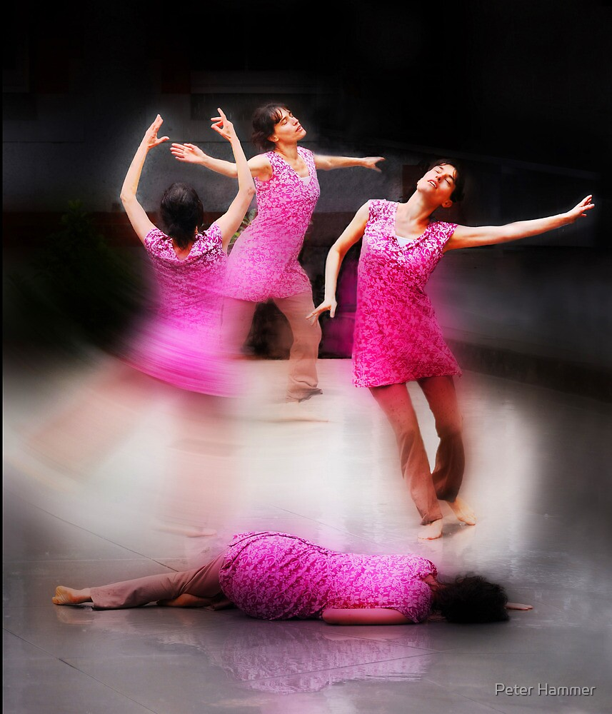 Rain Dancer by Peter Hammer