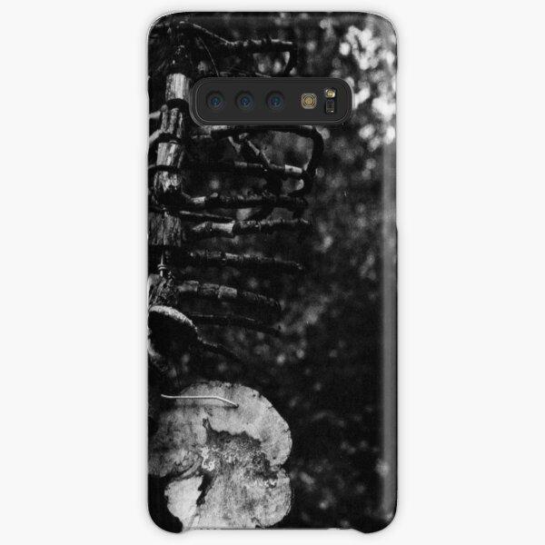 Bleak Wooden Skeleton Samsung Galaxy Snap Case