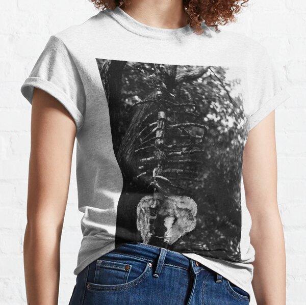 Bleak Wooden Skeleton Classic T-Shirt
