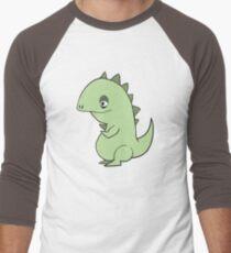 Lil' Dragon Men's Baseball ¾ T-Shirt