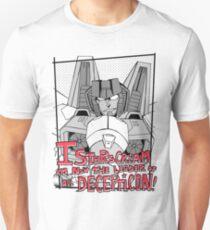 Starscream's pride T-Shirt