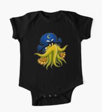 Captain Cthulhu Kids Clothes
