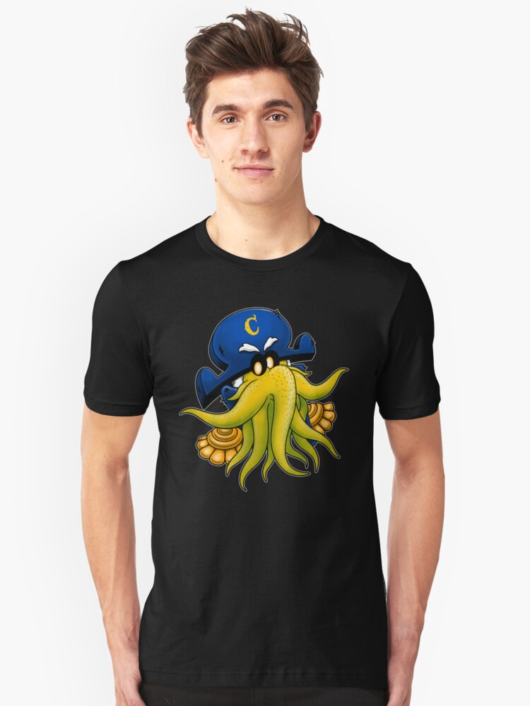 Captain Cthulhu by pigboom