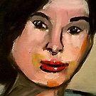 La Femme Inconnue by Rusty  Gladdish