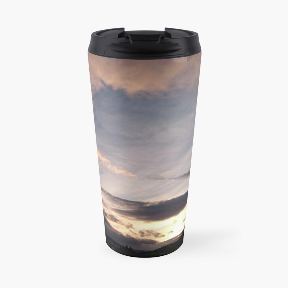 Evening Sky II Travel Mug