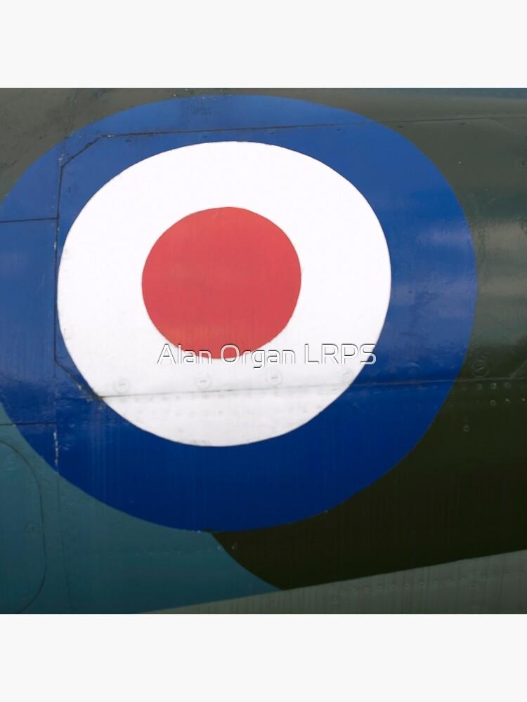 RAF Insignia by AlanOrgan