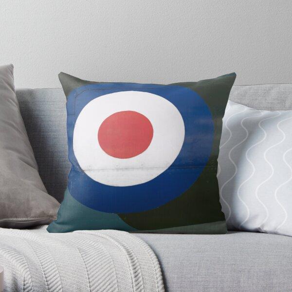 RAF Insignia Throw Pillow
