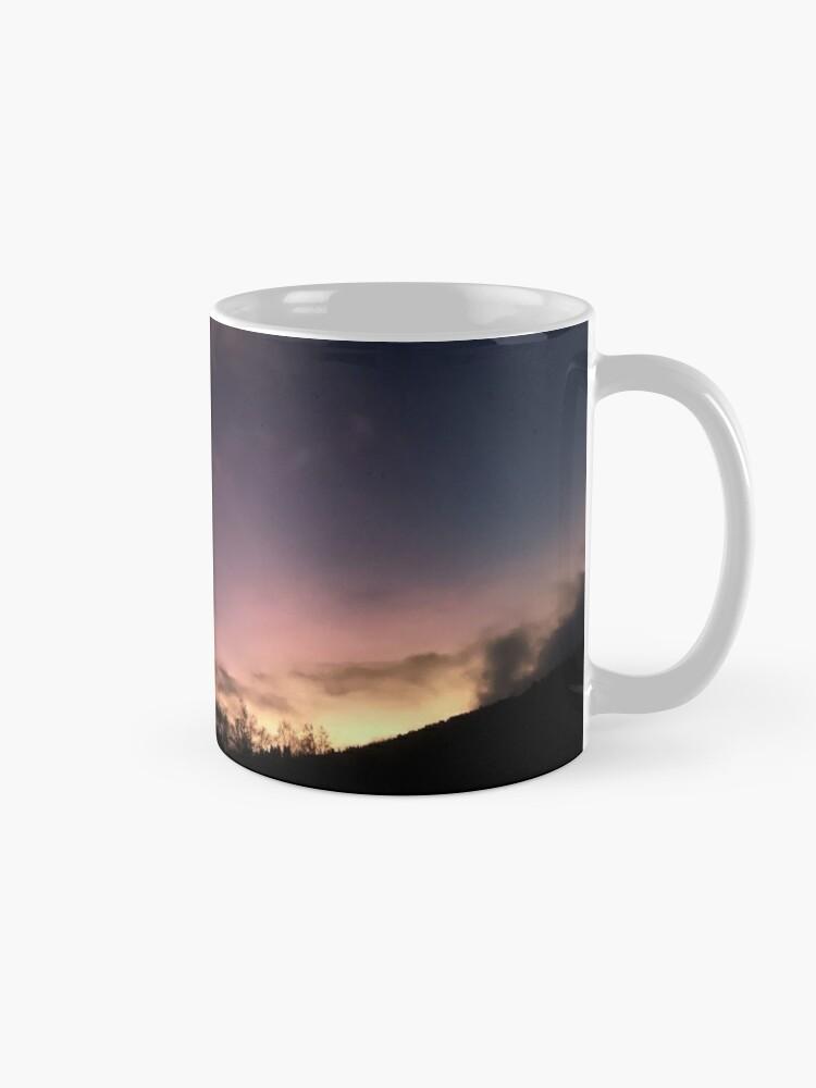 Alternate view of Evening Sky Mug