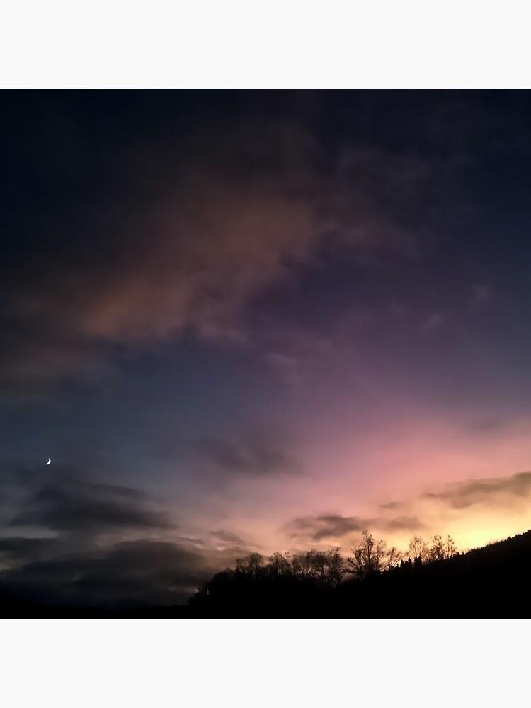 Evening Sky by svehex