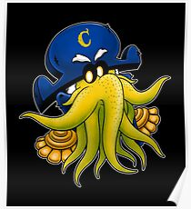 Captain Cthulhu Poster