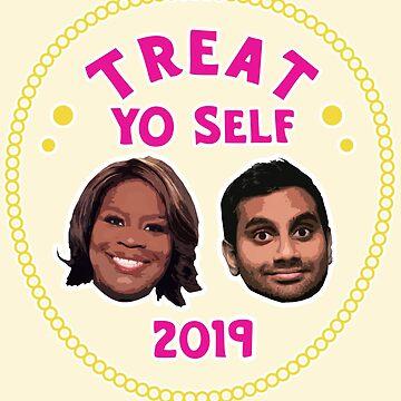 treat yo self by halfabubble