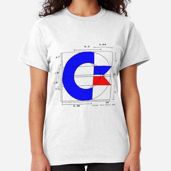 the almighty C (light) Classic T-Shirt
