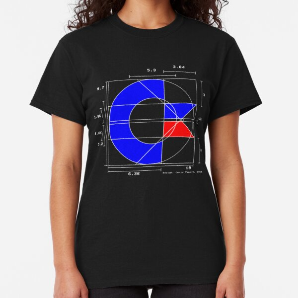 the almighty C - dark Classic T-Shirt