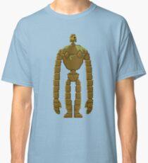 Trixel Laputa Robot Classic T-Shirt