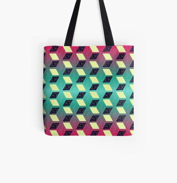 Space diamonds  All Over Print Tote Bag